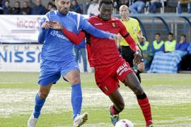 El Mallorca B conquista el derbi de las urgencias