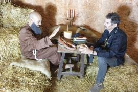 El Dimoni pierde las llaves del infierno en una partida de cartas con Sant Antoni