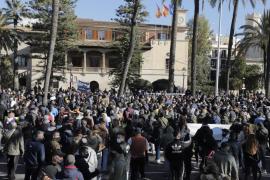 Más de 20 asociaciones y colectivos se suman a la nueva manifestación contra el cierre de la restauración