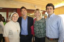 Inauguración del curso 2012/2013 en CESAG Madre Alberta