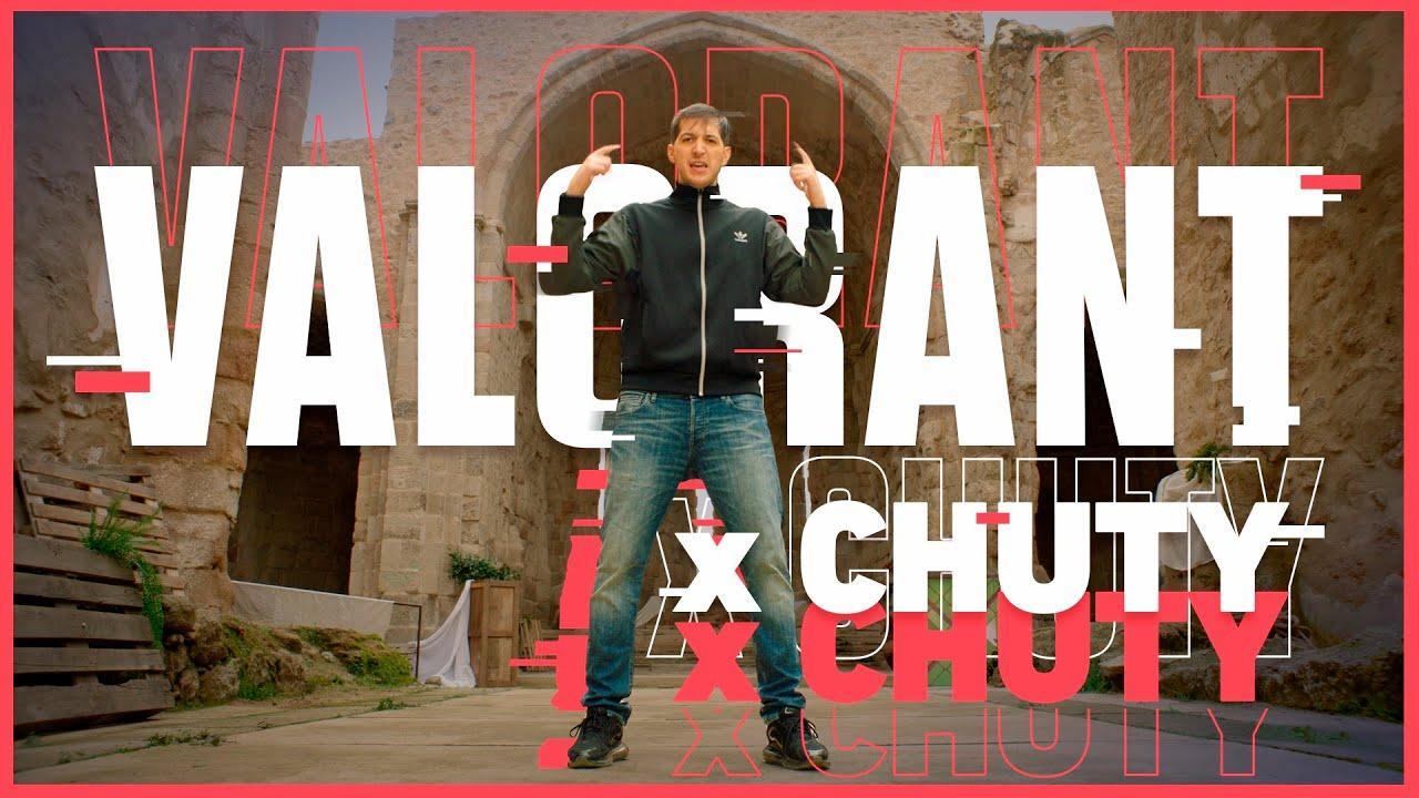 """Chuty lanza """"RADIANTE"""", un tema para VALORANT"""