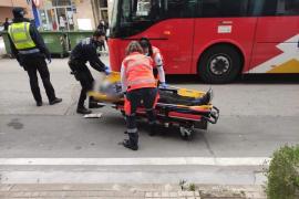 Un hombre, herido tras sufrir un atropello en Alcúdia