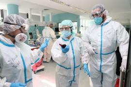 Jornada negra en Baleares: Once nuevos fallecidos con coronavirus en el último día