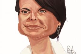 Una mujer al servicio del partido
