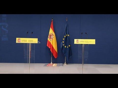 Así ha sido la rueda de prensa de Yolanda Díaz y José Luis Escrivá sobre los ERTE