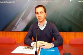 Llorenç Galmés, candidato a presidir el PP de Mallorca