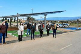 El Govern balear localiza 794 aparcamientos susceptibles de cubrirse con placas solares