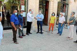 La mezquita de sa Pobla cerrará durante quince días como medida preventiva ante la COVID-19