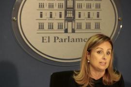 Cabrer pide a Matas que dé la cara y aclare si hubo financiación ilegal del PP