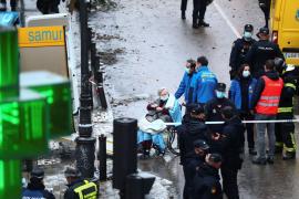 «Ha sido brutal», dicen los testigos