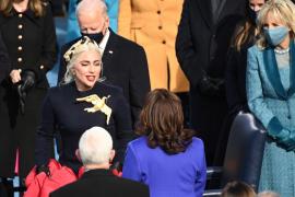 Jennifer Lopez y Lady Gaga deslumbran en la investidura de Biden