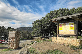 Área recreativa de sa Comuna