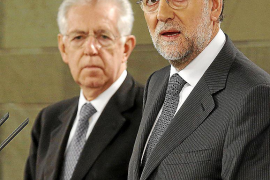Rajoy asegura que «no es imprescindible pedir ahora el rescate»
