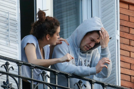 Jaime Lorente y María Pedraza rompen después de dos años de relación