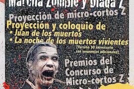Los zombis invadirán mañana los CineCiutat en una jornada «friki cultural»
