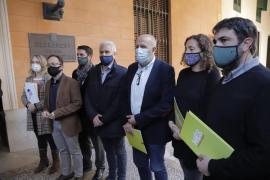 El PI y Més instan al Parlament a presentar un recurso contra los Presupuestos Generales el Estado