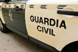 La Guardia Civil interviene en una fiesta en una casa rural de Algaida