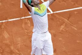 Rafa Nadal, a por su sexto  título consecutivo para acabar con 11 meses de sequía