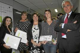PREMIOS CAEB 2012