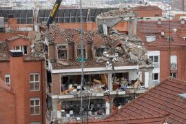 Dado de alta el último herido que permanecía hospitalizado tras la explosión en Madrid