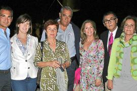 Cóctel de clausura de la sesión divulgativa sobre cáncer de mama del Club Ultima Hora