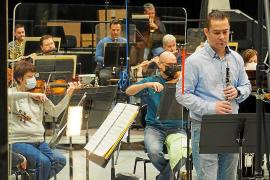 La Simfònica interpreta por primera vez a Martinú en un concierto 'online'