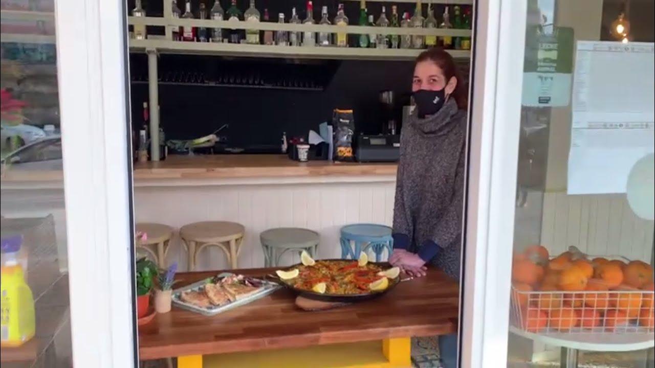 Bar cafetería Veïns: «Preparamos comida casera»