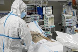 Enero ya es el segundo mes de la pandemia con más muertes por COVID