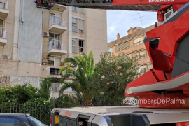 Los bomberos siguen trabajando en los efectos de la borrasca 'Hortense'
