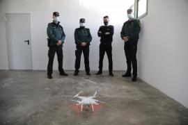 Pegaso: los rastreadores de drones