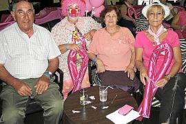 Fiesta rosa en Portopetro