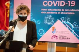 La alcaldesa de Molina de Segura (Murcia) presenta su dimisión por vacunarse