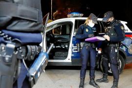 Detenido por violar a una chica de 14 años en Palma y tocarle los pechos a su hermana