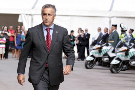 Juaneda dimite, tras ser imputado por la presunta financiación ilegal del PP
