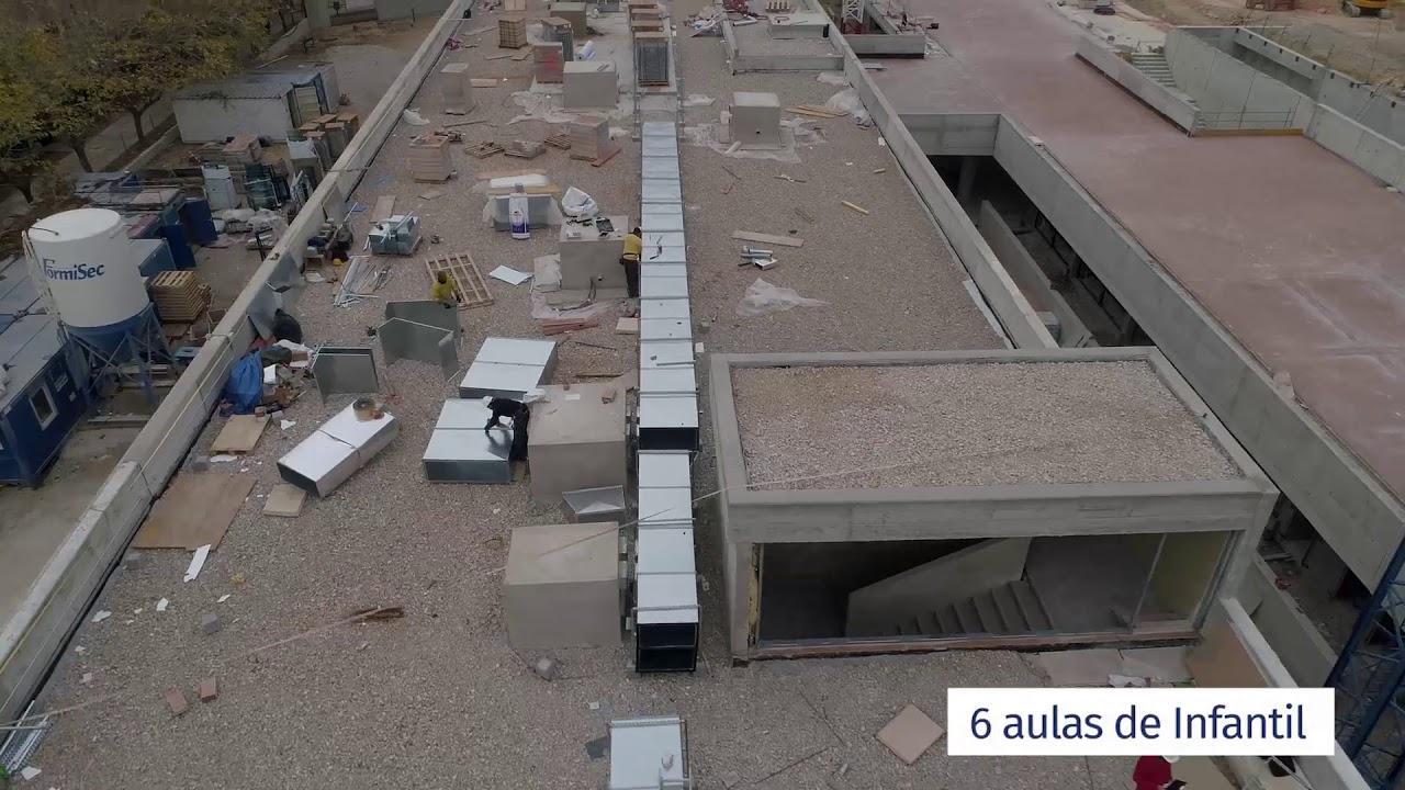 El Liceo Francés de Palma estrena centro en Sa Teulera en 2021
