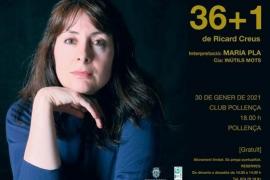 Club Pollença presenta la obra de teatro '36+1'