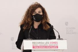 El Govern condiciona la apertura de la restauración a la reducción de contagios