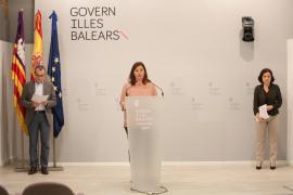 El Govern respeta «las preocupaciones» de sus socios de gobierno