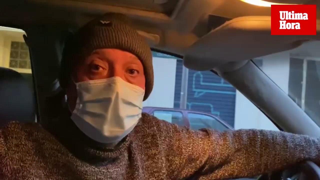 César Blasco, de trabajar en Naciones Unidas a vivir en un coche