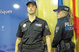 La Policía Local estrena trajes
