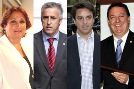El juez imputa a cuatro políticos del PP de Balears en la primera fase del 'caso Over'