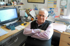 Gonçal López Nadal, profesor de Historia Económica: «El virus es una bofetada brutal a una economía frágil por su completa dependencia»