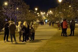 Noche en vela en Granada por los temblores de tierra
