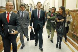 Rajoy no pedirá el rescate este año