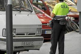 Cort prorrogará el servicio de la ORA por 657.500 euros mensuales