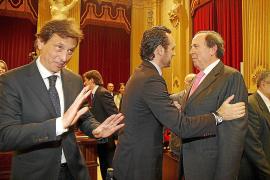 Bauzá pide a Isern que se retire de la pugna por la presidencia del PP de Palma