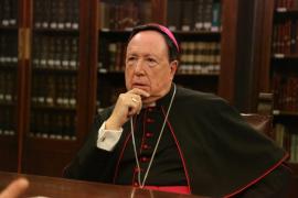 Muere por covid el arzobispo castrense