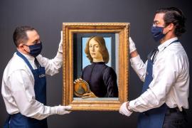 Un Botticelli alcanza 76 millones de euros en una subasta