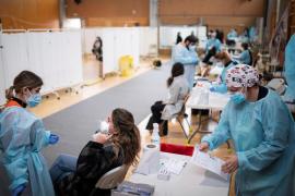 Las cifras del coronavirus en España a 28 de enero