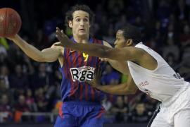 Un espléndido Huertas lidera el cuarto triunfo consecutivo del Barça